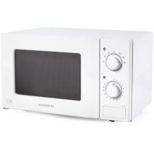 Daewoo KOR6L77 Microwave - White - 20L