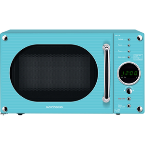 Daewoo KOR6N9RT Touch Control Microwave - Blue