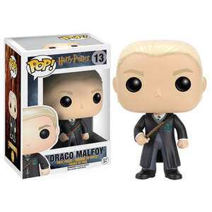 Figurine Drago Malfoy Harry Potter Funko Pop!