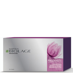 Matrix Biolage Full Density Stemoxydine Kit für ausdünnendes Haar (10 x 6ml)