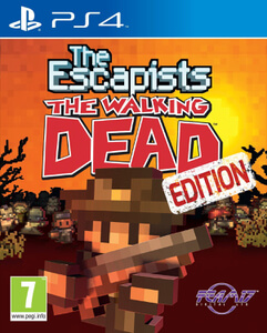 The Escapists: The Walking Dead édition PS4