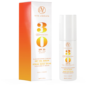 Vita Liberata Pasjons & Argan Dry Oil Face Serum 30 ml