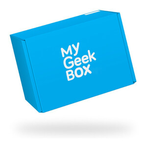 My Geek Box May