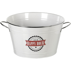 Parlane 'Happy Hour' Tin Drinks Bucket