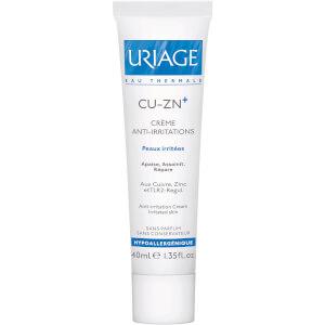 Crème Anti-irritations au Cuivre et au Zinc Uriage Cu-Zn+ (40ml)