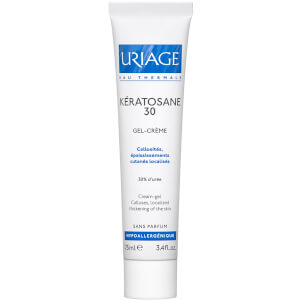 Uriage Kératosane Keratolytic Emulsion 30 % Urea Treatment (75 ml)