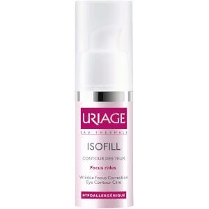 Uriage Isofill Anti-Ageing Augenkontur-Creme (15 ml)