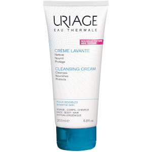 Uriage Crème Lavante Soap Free Cleansing Cream (200ml)