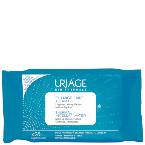 Uriage一次性湿巾(适用于中性肌肤及干性肌肤)