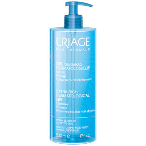 Uriage Surgras Foaming Cleansing Gel (500ml)