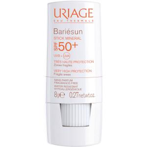 Минеральное средство для защиты от солнца Uriage Bariésun Mineral Sun Stick SPF50+ (8 г)