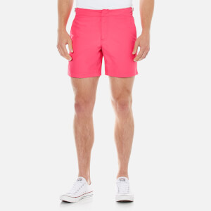 Orlebar Brown Men's Bulldog Swim Shorts - Carmine