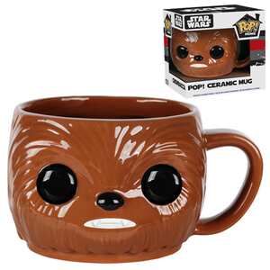 Star Wars Chewbacca Pop! Home Tasse