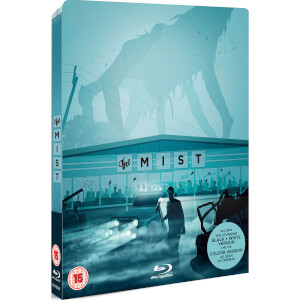 The Mist – Steelbook d'édition limitée exclusive Zavvi