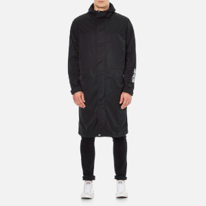 McQ Alexander McQueen Men's Nylon Parka - Darkest Black
