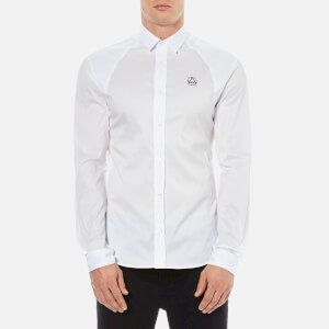 McQ Alexander McQueen Men's Harness Shirt - Optic White