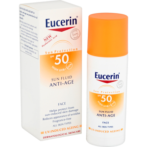 Eucerin? Sun Protection Sun Fluid Face SPF 50 50ml