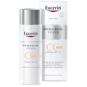 Eucerin? Anti-Age Hyaluron-Filler CC Cream 50ml - Lys