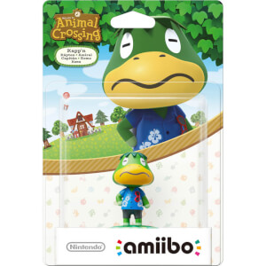 Kapp'n amiibo (Animal Crossing Collection)