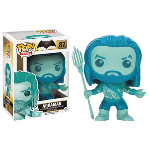 DC Comics Batman v Superman Blue Aquaman Pop Vinyl Figure