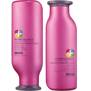 Champú y Acondicionador (250 ml) Smooth Perfection de Pureology