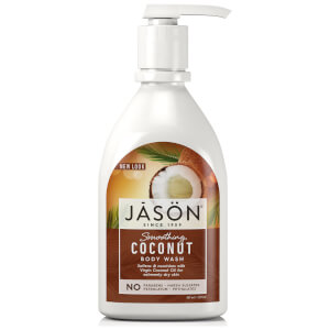 JASON Smoothing Coconut Body Wash 887 ml