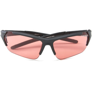 Tifosi Radius FC Sunglasses - Matte Black/Fototec High Speed Red