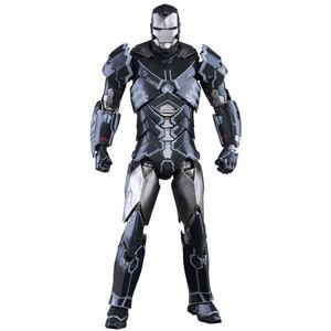 Hot Toys Marvel Iron Man 3 Iron Man Mark XV Sneaky 12 Inch Statue