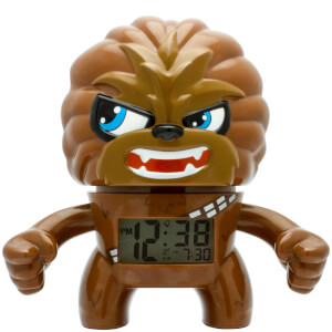 BulbBotz Star Wars Chewbacca Clock