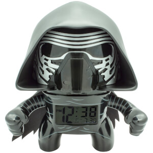 BulbBotz Star Wars Kylo Ren Clock