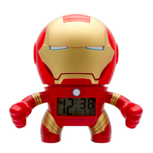 Horloge Iron Man Marvel BulbBotz