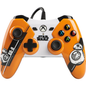 Star Wars Episode 7: BB-8 Officially Licensed Xbox One Controller