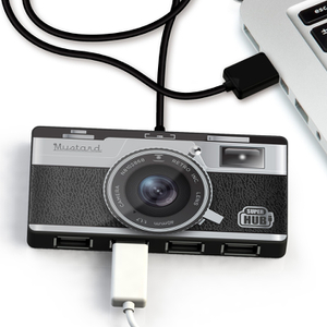 Concentrateur USB Appareil Photo -Superhubs