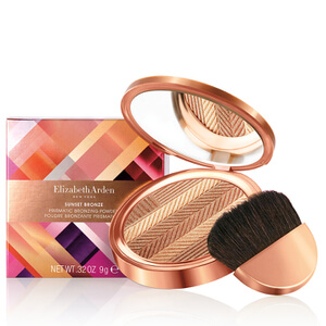 Elizabeth Arden Sunset Bronze Prismatic Bronzing Powder (9g) - Warm Bronze 01