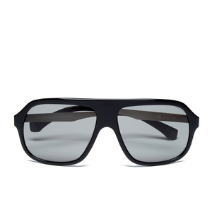 Calvin Klein Jeans Men's Aviator Sunglasses - Black