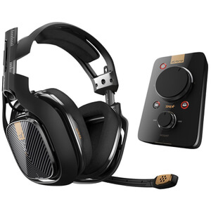 ASTRO A40TR Pro Gaming Headset + MixAmp - Black (PS4)