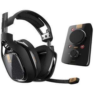 Micro-Casque ASTRO A40TR Pro Gaming et MixAmp -Noir