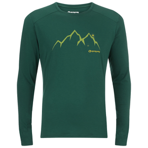 Sprayway Men's Source Long Sleeve T-Shirt - Evergreen