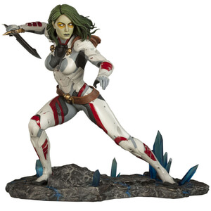 Sideshow Collectibles Marvel Gamora 15 Inch Statue