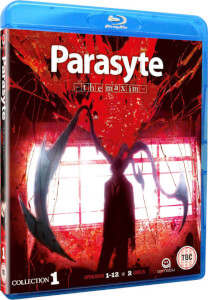 Parasyte The Maxim: Collection 1 (Episodes 1-12)