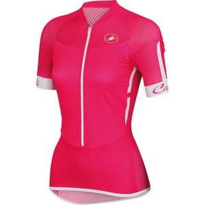 Castelli Women's Climber's Jersey - Pink