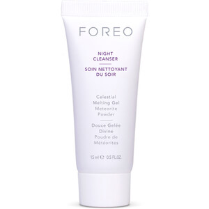 FOREO Night Cleanser 15ml (Worth £7) (Free Gift)