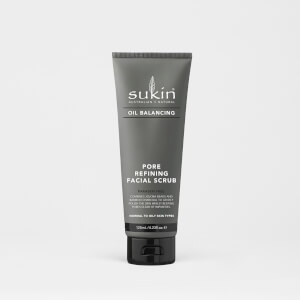 Sukin Oil Balancing + Carbone Scrub viso anti-impurità 125ml