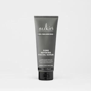 Sukin Oil 平衡竹碳臉部磨砂 125ml