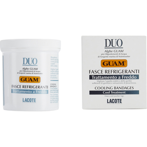 Guam Guam Duo Cooling Bandages 200ml