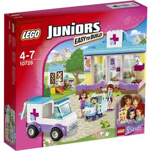 LEGO Juniors: La clinique vétérinaire de Mia (10728)