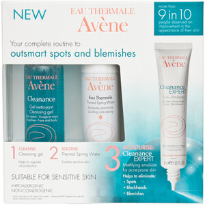 Kit Cleanance Expert anti imperfections Avène