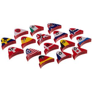 Prologo World Flag Clip