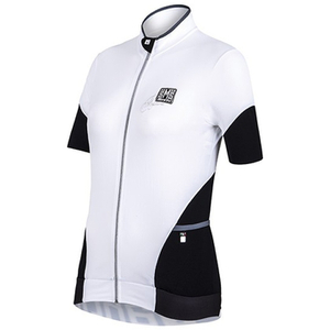 Santini Mearsey Women's Short Sleeve Jersey - White