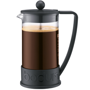 Bodum Brazil 8 Cup French Press Coffee Maker - Black